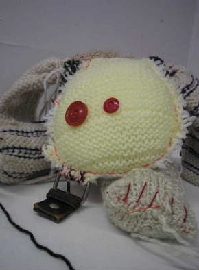 Carly Munro; Rejects, 2008, Original Sculpture Mixed, 30 x 30 cm. Artwork description: 241  Series of several soft toys. ...