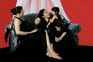 Denny Isharmoko; Color, 2011, Original Photography Other, 8.6 x 12 inches. Artwork description: 241   Sweet Family  ...