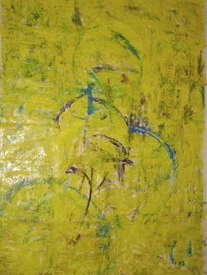 Ivonne Villafuerte; Plenitud, 2006, Original Painting Oil, 38 x 52 inches. Artwork description: 241  Expresion of Happiness ...