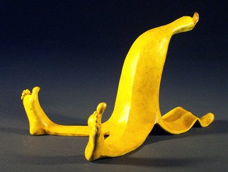 Jack Hill, Whoops, 2007, Original Sculpture Bronze, size_width{Whoops-1189812258.jpg} X 8 x  inches