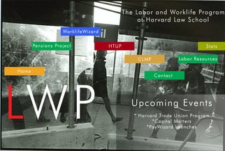 Jason Anastasopoulos; LWP Website Homepage, 2006, Original Graphic Design,   inches.