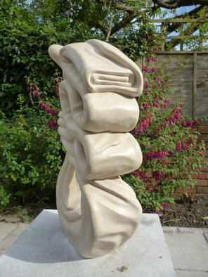 Jeff Brett; Lime Stone, 2015, Original Sculpture Stone, 500 x 750 mm.