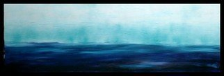 Jennifer Bailey; Dawn, 2019, Original Painting Acrylic, 72 x 24 inches. Artwork description: 241 Swimming in the ocean is and always will be my total calm and peace. I wanted to capture that peace and gift it to viewers. I m not sure I want to sell this because of the emotions it evokes. ...