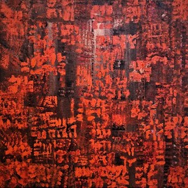 Jim Lively, , , Original Painting Acrylic, size_width{burnt_orange_relevance-1555264679.jpg} X 16 inches