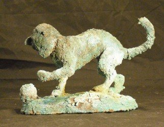 James Johnson, Little Cat, 2011, Original Sculpture Other, size_width{Little_Cat-1333845639.jpg} X 4 x  inches