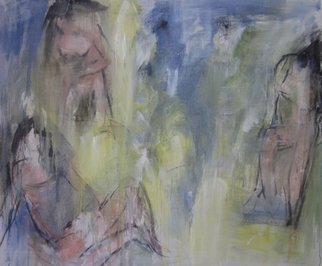 Hans-Ruedi Kammermann, SUMMER SECRETS, 2013, Original Painting Oil, size_width{SUMMER_SECRETS-1386518965.jpg} X 100 x  cm
