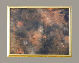 Kevin Wakefield; Descent On Red Planet, 2012, Original Painting Oil, 72 x 48 inches.