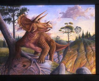 Kevin Wakefield; King Of The Hill, 1999, Original Painting Oil, 63 x 51 inches. Artwork description: 241     On display at the Plantation Historical Museum since 2008.   ...