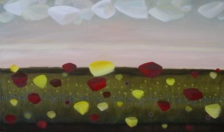 Kyle Foster, Distant Meadows, 2008, Original Painting Oil, size_width{Distant_Meadows-1225451155.jpg} X 24 x  inches