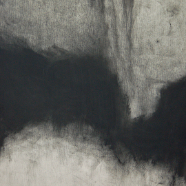 Douglas A. Kinsey, , , Original Drawing Charcoal, size_width{As_If_Things_Were_Less_Spoken_Of__3-1329928185.jpg} X 52 inches