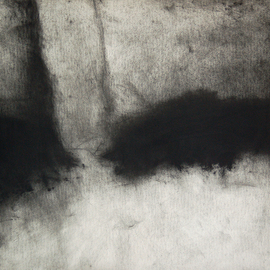 Douglas A. Kinsey, , , Original Drawing Charcoal, size_width{As_If_Things_Were_Less_Spoken_Of__4-1329928246.jpg} X 42 inches
