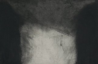 Douglas A. Kinsey; Waking Into The Desert  D..., 2011, Original Painting Other, 42 x 28 inches. Artwork description: 241                     large format charcoal work on paper                                                                                                                          ...