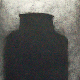 Douglas A. Kinsey, , , Original Drawing Charcoal, size_width{Waking_Into_The_Desert__Dream_41-1313766283.jpg} X 42 inches