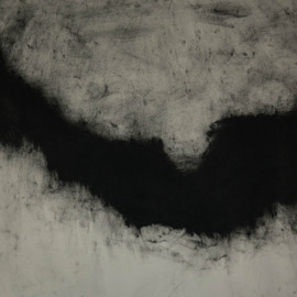 Douglas A. Kinsey, , , Original Drawing Charcoal, size_width{borderline_9_commission-1445807023.jpg} X 52 inches