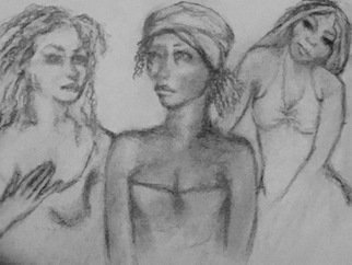 Luise Andersen, , , Original Drawing Pencil, size_width{desire_to_express_3_jan23-1516731926.jpg} X