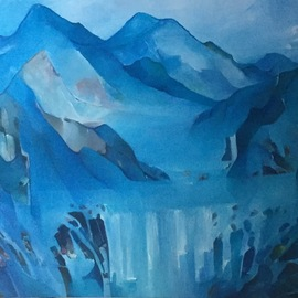 Luise Andersen, , , Original Painting Oil, size_width{to_paint_a_vision_stage_35-1541034129.jpg} X 30 inches