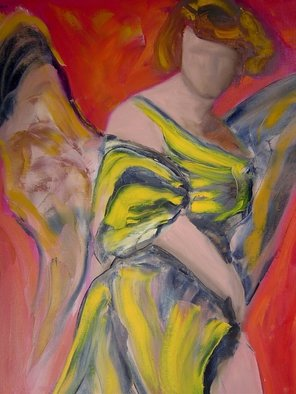 Marcia Pinho; Light, 2005, Original Painting Oil, 60 x 80 cm. Artwork description: 241    Private Collector in Brazil Expressionism, figurative, painting, acrylic and ink, canvas                                                      ...