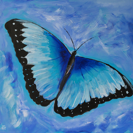 Marino Chanlatte, , , Original Painting Acrylic, size_width{flight_of_the_butterfly-1515774970.jpg} X 20 inches
