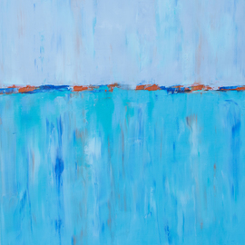 Marino Chanlatte, , , Original Painting Oil, size_width{ocean_57-1499219217.jpg} X 24 inches