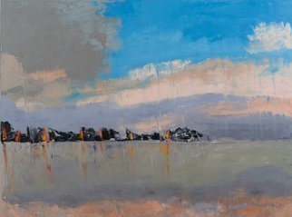 Marino Chanlatte, Seascape 2, 2016, Original Painting Oil, size_width{seascape_2-1481601181.jpg} X 36 x  inches