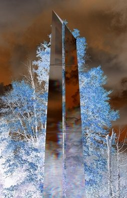 Mark Raynes Roberts; Dendrespire, 2011, Original Photography Other, 25 x 40 inches. Artwork description: 241 Glasslands Collection  ...