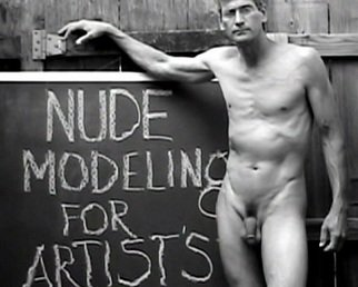 Mike Emery; Mike Emery, 2011, Original Photography Other,   inches. Artwork description: 241                     life drawing                    ...