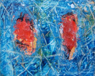 Ana De Medeiros; Arresum Et Parresum, 2008, Original Painting Acrylic, 24 x 15 cm. Artwork description: 241
