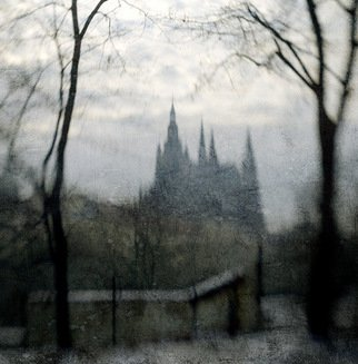 Michael Regnier; Prague Castle View From Z..., 2008, Original Photography Other, 20 x 20 inches. Artwork description: 241  Prints are archival pigment on acid free cotton rag paper utilizing the latest fine- art digital print making techniques, and printed personally by me. ...