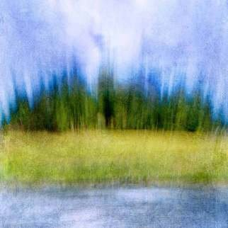 Michael Regnier; Shooting Trees, 2010, Original Photography Color, 20 x 20 inches. Artwork description: 241   landscape       ...