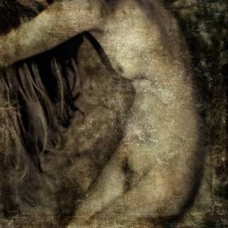 Michael Regnier; Torso, 2010, Original Photography Color, 20 x 20 inches. Artwork description: 241     nude, nudes, women           ...