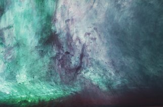 Mihail Petrov; Liquid N2, 2013, Original Photography Other, 24 x 16 inches. Artwork description: 241    A fluid interaction with water. Capturing an image that resembles a alien planet more than anything else.   ...