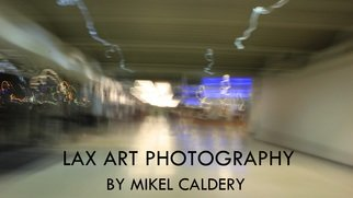 Mikel  Caldery; LAX ART PHOTOGRAPHY BY MI..., 2014, Original Photography Color, 1 x 2 m. Artwork description: 241      LAX ART PHOTOGRAPHY collection produced in January 2014 in LAX the international airport of Los Angeles, it is about movement and hurry of the people and the colour and light of arquitecture Scenery.This Art collection is produced without any kind of postproduction, not photoshop, not edition, ...
