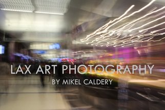 Mikel  Caldery; LAX ART PHOTOGRAPHY COLLE..., 2014, Original Photography Color, 1 x 2 m. Artwork description: 241               LAX ART PHOTOGRAPHY collection produced in January 2014 in LAX the international airport of Los Angeles, it is about movement and hurry of the people and the colour and light of arquitecture Scenery.This Art collection is produced without any kind of postproduction, not photoshop, not edition, ...