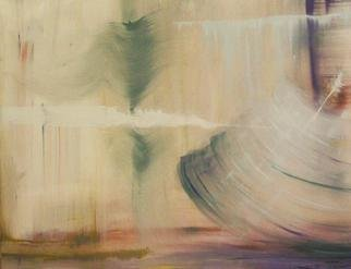Moly Levine; Untitled 14, 2013, Original Painting Oil, 24 x 19 inches. Artwork description: 241   space, paint and color  ...