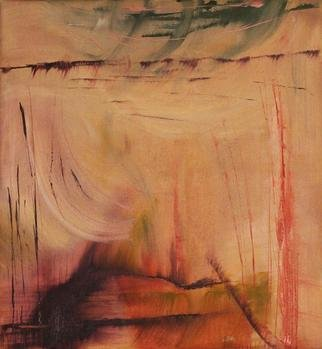 Moly Levine; Untitled 16, 2013, Original Painting Oil, 21 x 19 inches. Artwork description: 241     space, paint and color    ...