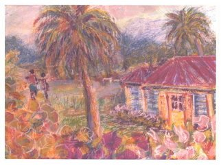 Thom Green; Caribe, 2007, Original Painting Other,   inches. Artwork description: 241  Private Collection ...