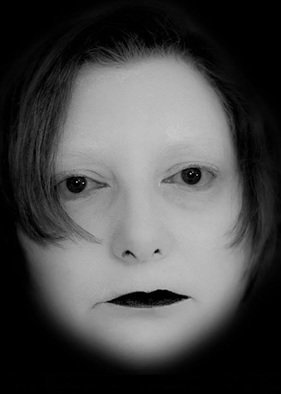 Maciej Wysocki; My Wife My Muza, 2011, Original Photography Black and White, 30 x 40 cm. Artwork description: 241 B W, portrait , muza ...