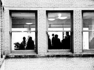 Nancy Bechtol, 'Art Window Silhouettes', 2009, original Photography Other, 11 x 17  x 1 inches. Artwork description: 5475 Framed Archival papers, 16X20