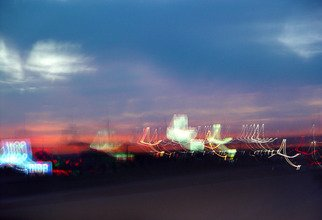 Nancy Wood; Sunrise 5, 2013, Original Photography Other, 12 x 15 inches.