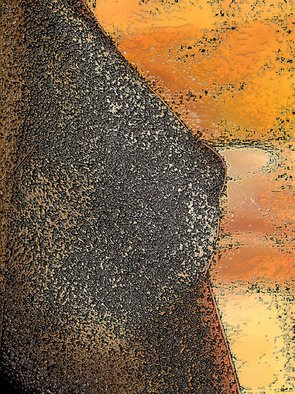 Neil Howe; Burnt By The Sun, 2006, Original Printmaking Giclee, 12 x 17 inches. Artwork description: 241  Part of a series titled Bodyscapes V. ...