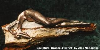 Alexandre Nodopaka; Caress 20, 2000, Original Sculpture Bronze, 6 x 6 inches. Artwork description: 241 Dreamer-4 sold3 available1 stock...