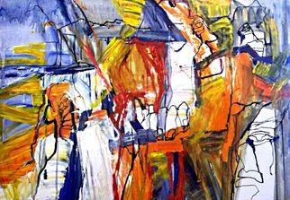 Oscar Gagliano; UNIVEERSO, 2014, Original Painting Acrylic, 50 x 65 cm. Artwork description: 241     COLOR, EXPRESION, ABSTRACTO    ...