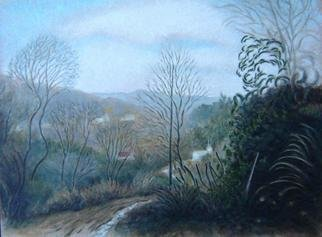 Ron Ogle, , , Original Painting Oil, size_width{Above_the_Middle_fork_of_Ivy-1450844684.jpg} X 16 inches