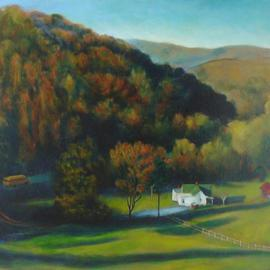 Ron Ogle, , , Original Painting Oil, size_width{Anderson_Branch-1113405323.jpg} X 26 inches