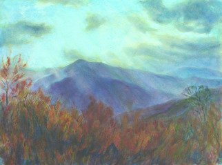 Ron Ogle, , , Original Painting Oil, size_width{COLD_MOUNTAIN_SERIES_number_7-1450844474.jpg} X 18 inches
