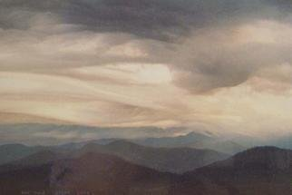 Ron Ogle, The Gymnast, 2001, Original Photography Color, size_width{Clouds_Over_Mount_Pisgah-1127440516.jpg} X 12 inches