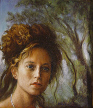 Ron Ogle Young Woman Out of the Woods, 2003