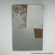 Artist: Andy Hahn's, title: Metal Wall Art 0001, 2006, Mixed Media