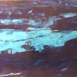 Paola Di Renzo, , 2005, Original Painting Acrylic, size_width{dreaming-1105957829.jpg} X 90 cm