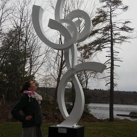 Paul Machalaba, , , Original Sculpture Aluminum, size_width{SOLD_commissions_available-1548554430.jpg} X 13 feet